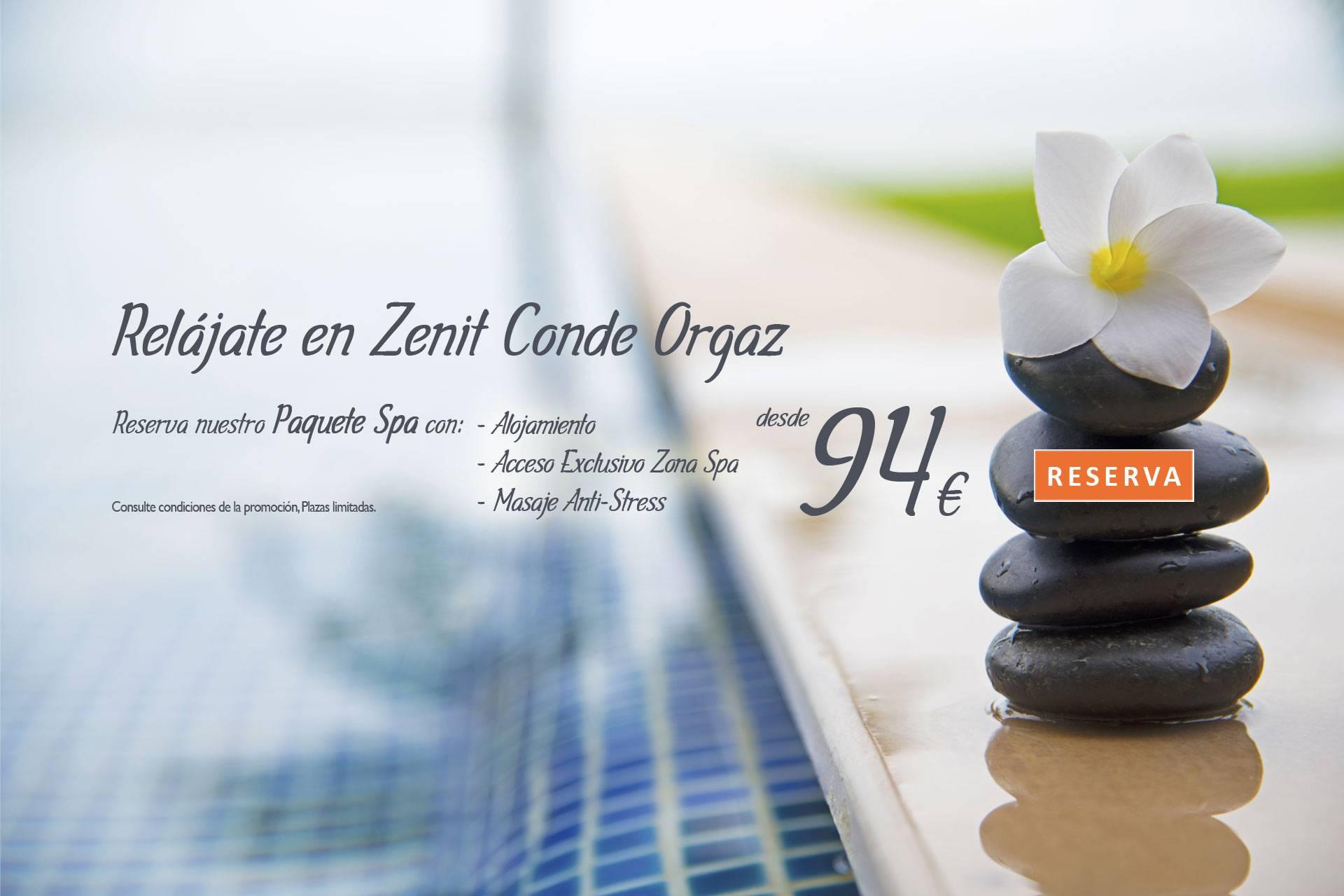 Zenit Conde Orgaz Relax