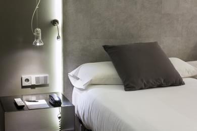Habitación individual 2 camas